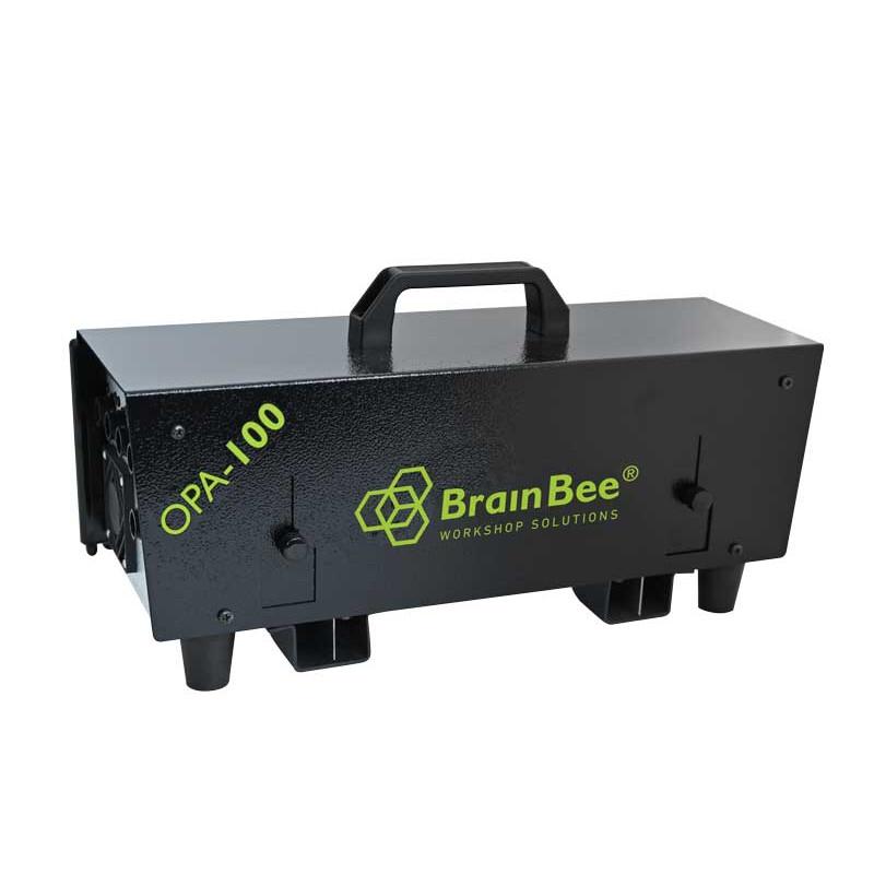 OPACÍMETRO BRAIN BEE – OPA-100-LT-BT MOTORES DIÉSEL